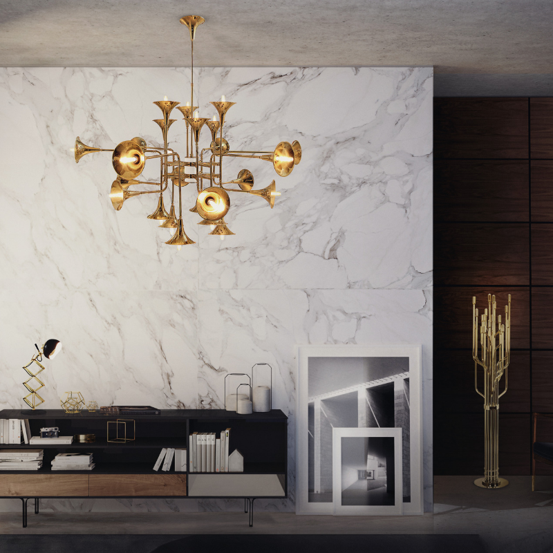 Maison et Objet 2019_ The Most Exquisite Ceiling Lighting For You (6)