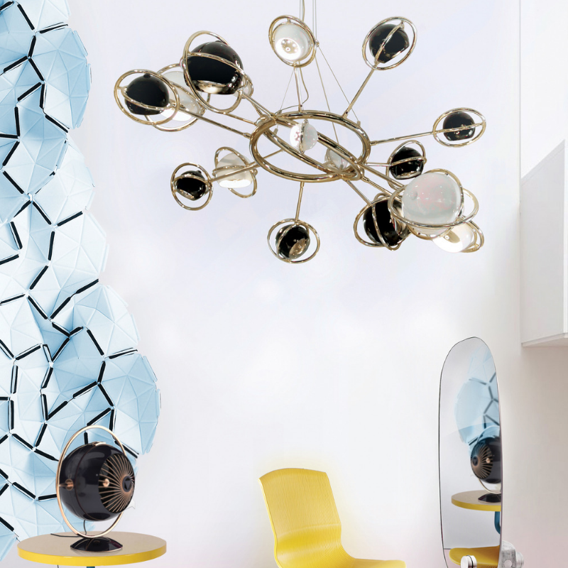 Vintage Dining Room Lighting Pieces That You Must Know (3)