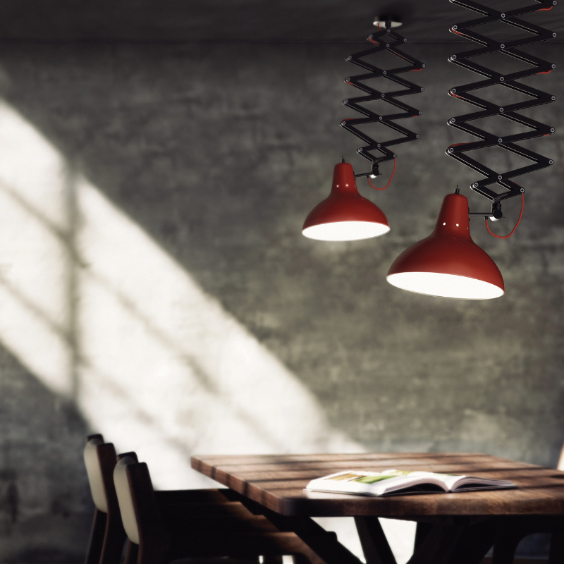 Vintage Dining Room Lighting Pieces That You Must Know (4)