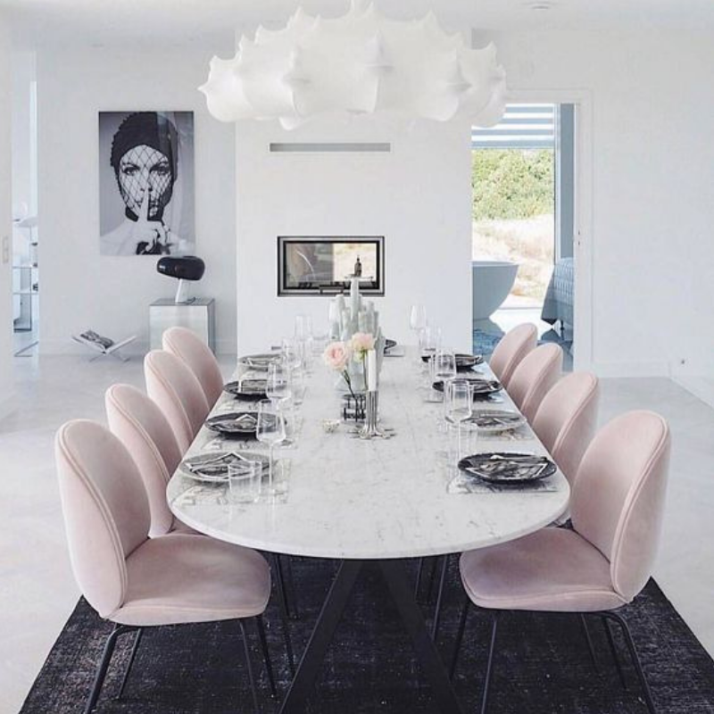 What's Hot On Pinterest_ White and Beige Interior Design Tips (2)