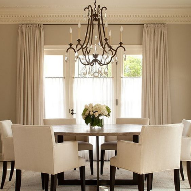 What's Hot On Pinterest_ White and Beige Interior Design Tips (3)