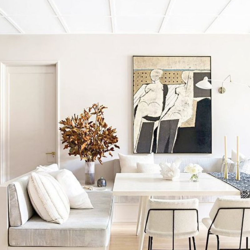 What's Hot On Pinterest_ White and Beige Interior Design Tips (5)