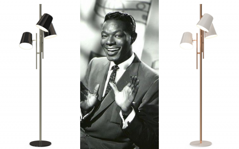 Nat King Cole Celebrate Music & Light Up Your Dining Area