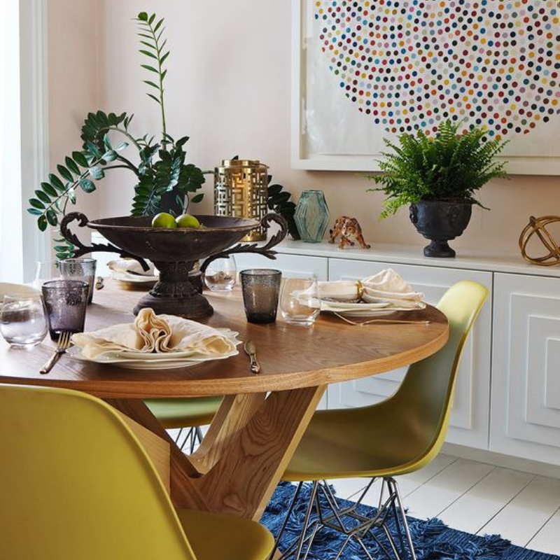 Summer Trends That Will Complete Your Dining Room Style (3)