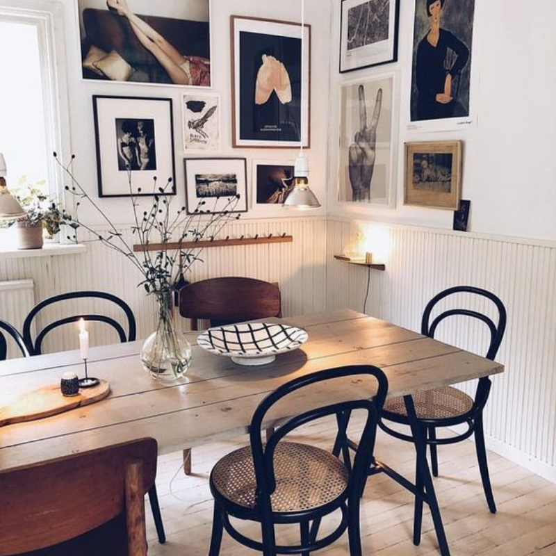 Wood Details That Will Complete Your Dining Room Décor (3)