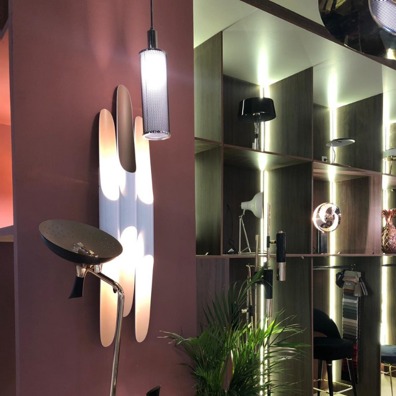 Black Lighting Pieces That Will Be Present At iSaloni 2019 (4)