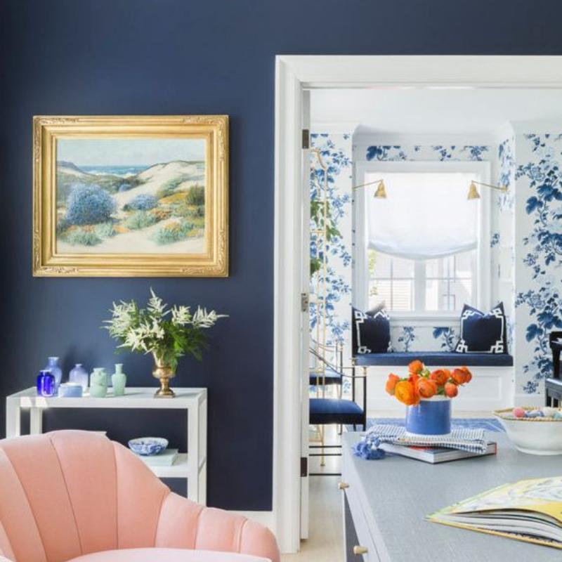 Blue Interior Design Ideas (6)