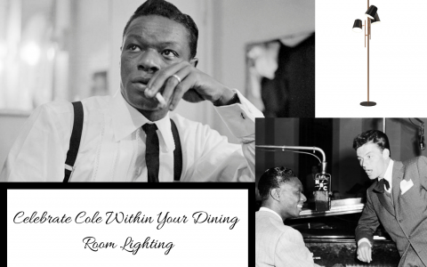 Celebrate Cole Within Your Dining Room Lighting
