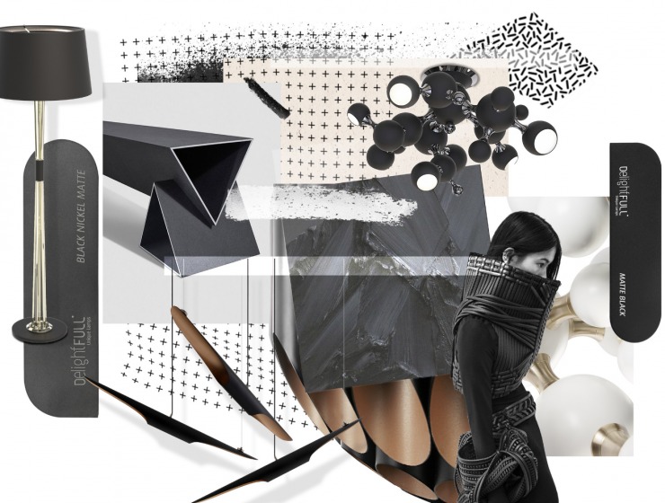 Inspirational Moodboards With Our Luxurious Lighting Pieces!