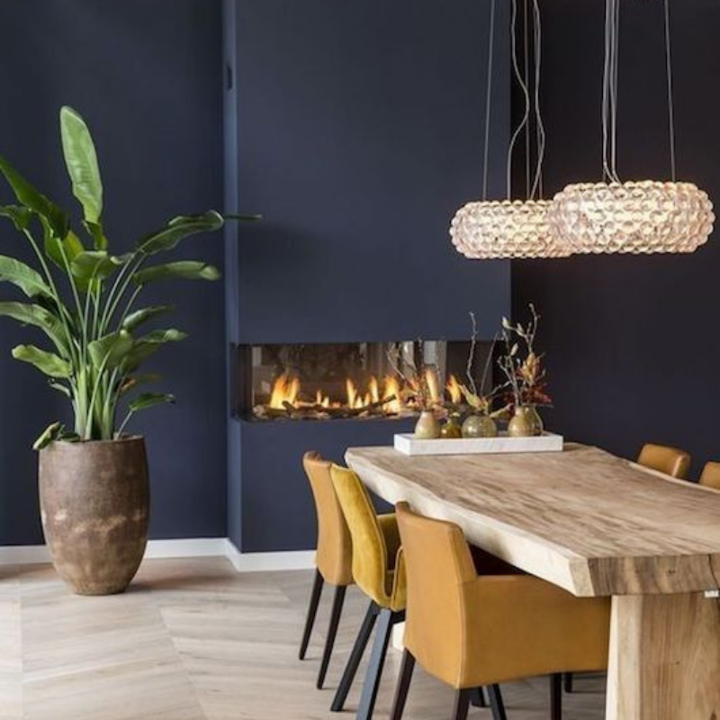 Luxury and Class To Complete Your Dining Room Lighting (4)