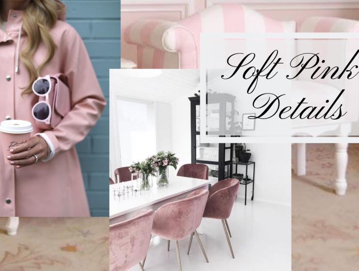 Soft Pink Details