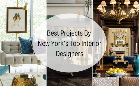 Best Projects By New York's Top Interior Designers