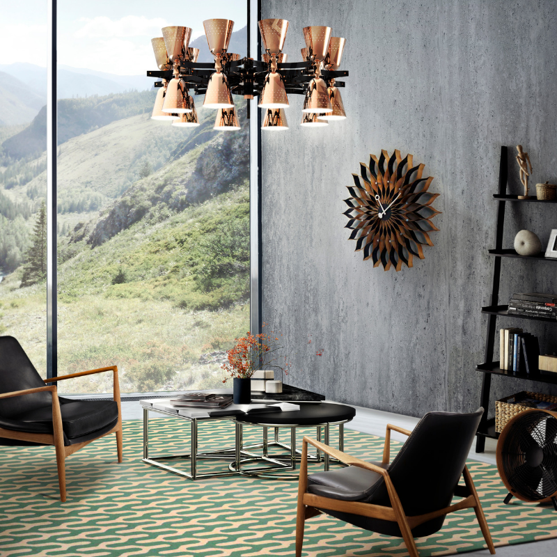 Dream Dining Room With The Best Lighting Pieces (3)