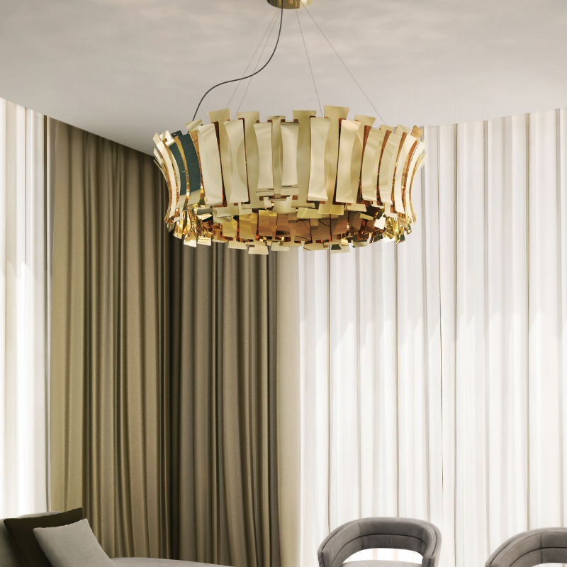 Dream Dining Room With The Best Lighting Pieces (6)