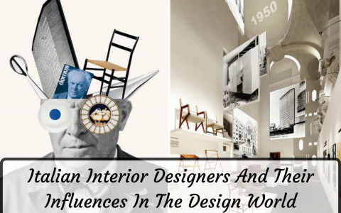 Italian Interior Designers And Their Influences In The Design World