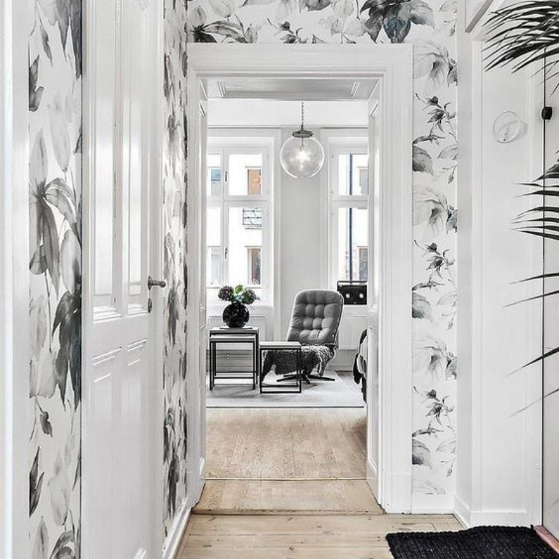 The Most Cool Wallpapers For A Dining Room Décor Change (4)