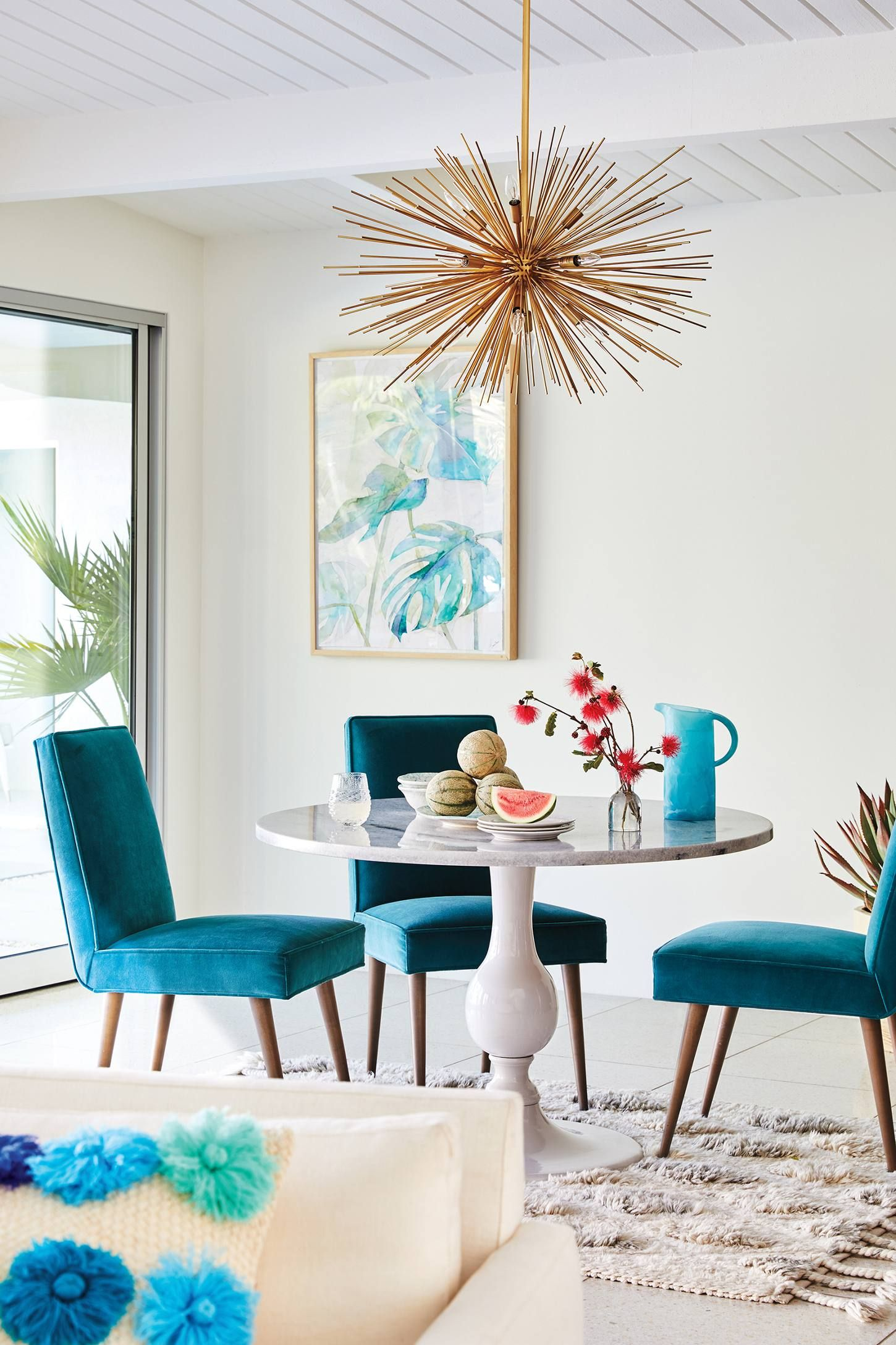 Très Chic Dining Rooms To Cause Dinner Guest Envy 2