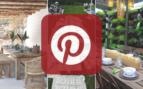 What's Hot On Pinterest Outdoor Dining Room Décor This Summer