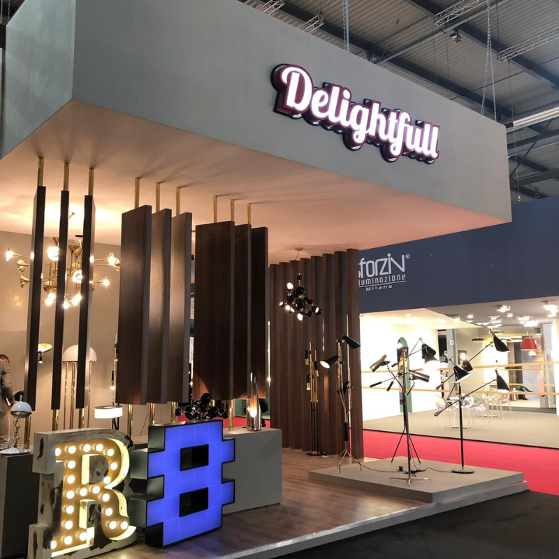 iSaloni 2019 Discover All The Dining Lighting Pieces! (2)