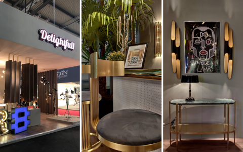 iSaloni 2019 Discover All The Dining Lighting Pieces!