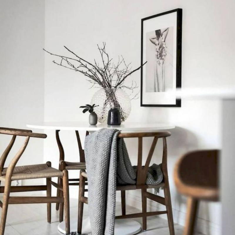 Be Inspired W_ Grey Dining Room Décor (5)
