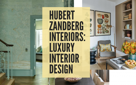 Hubert Zandberg Interiors_ Luxury Interior Design