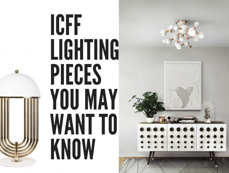 ICFF Lighting Pieces You May Want to Know