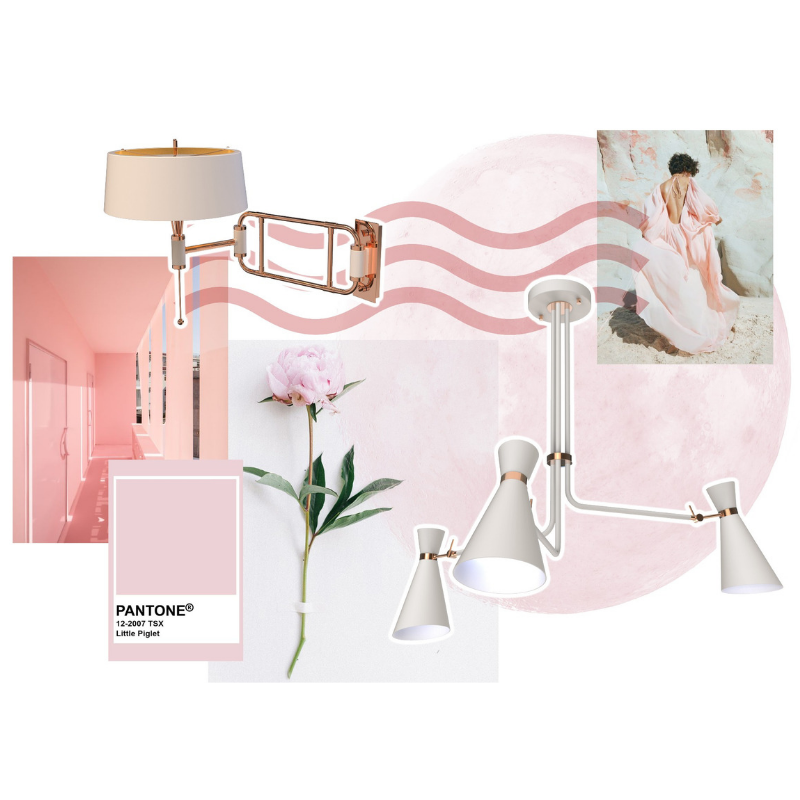 Pink Moodboard Inspirations For Your Dining Room Décor! (3)