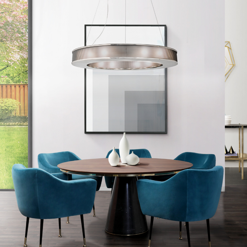 Walk Side By Side W The Latest Novelties Marcus Suspension Lamp (2)