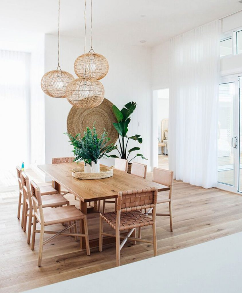 5 Quick Ways To Use Wood in Your Dining Room Design 1