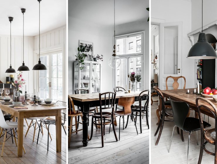 5 Quick Ways To Use Wood in Your Dining Room Design
