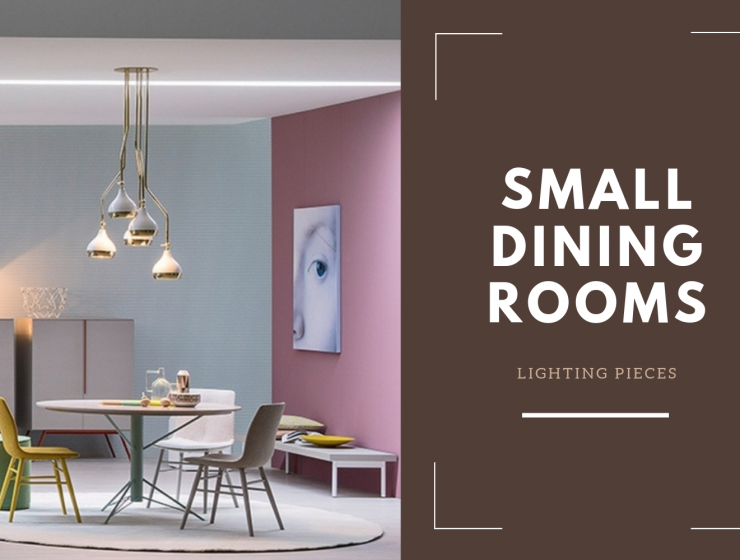 If You Have a Small Dining Room, Here's All The Lighting You Need