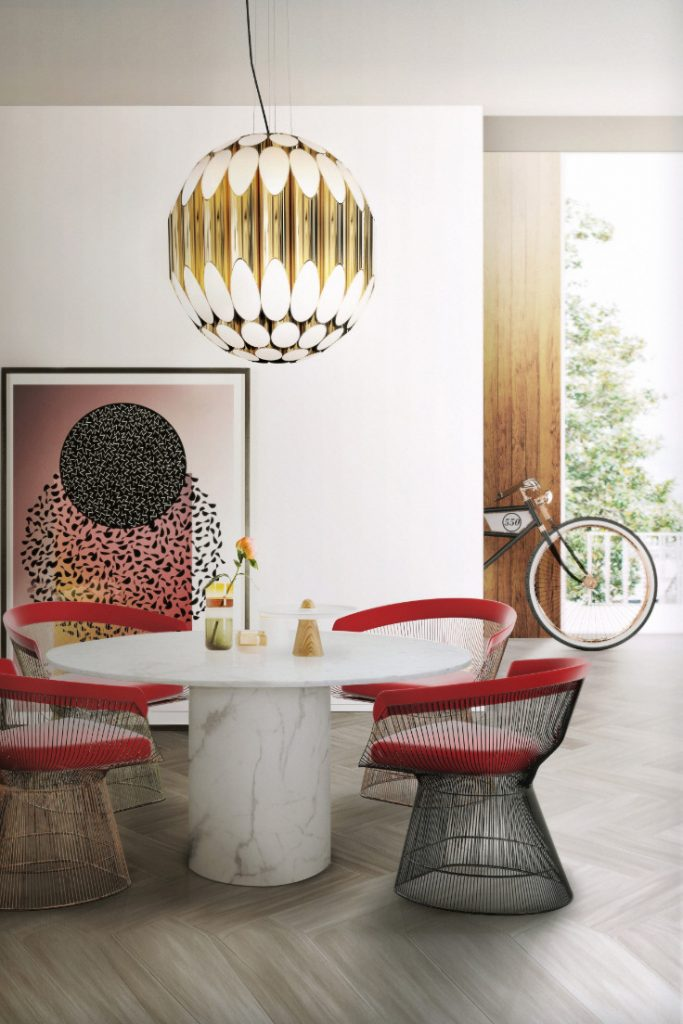 Shop The Look White Dining Room Decor 2