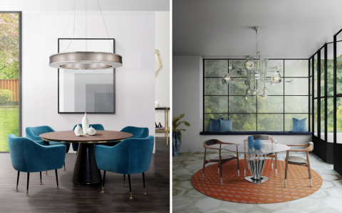 Shop The Look_ Mid-Century Suspension Lamps Are The Ready F_ You