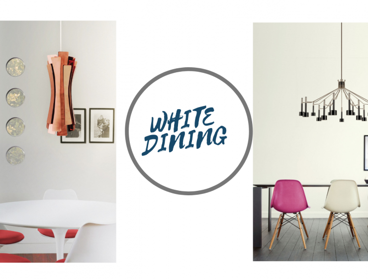 Shop The Look_ White Dining Room Decor