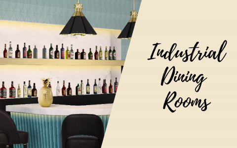 3 Ways An Industrial Dining Room Will Work For You (2)
