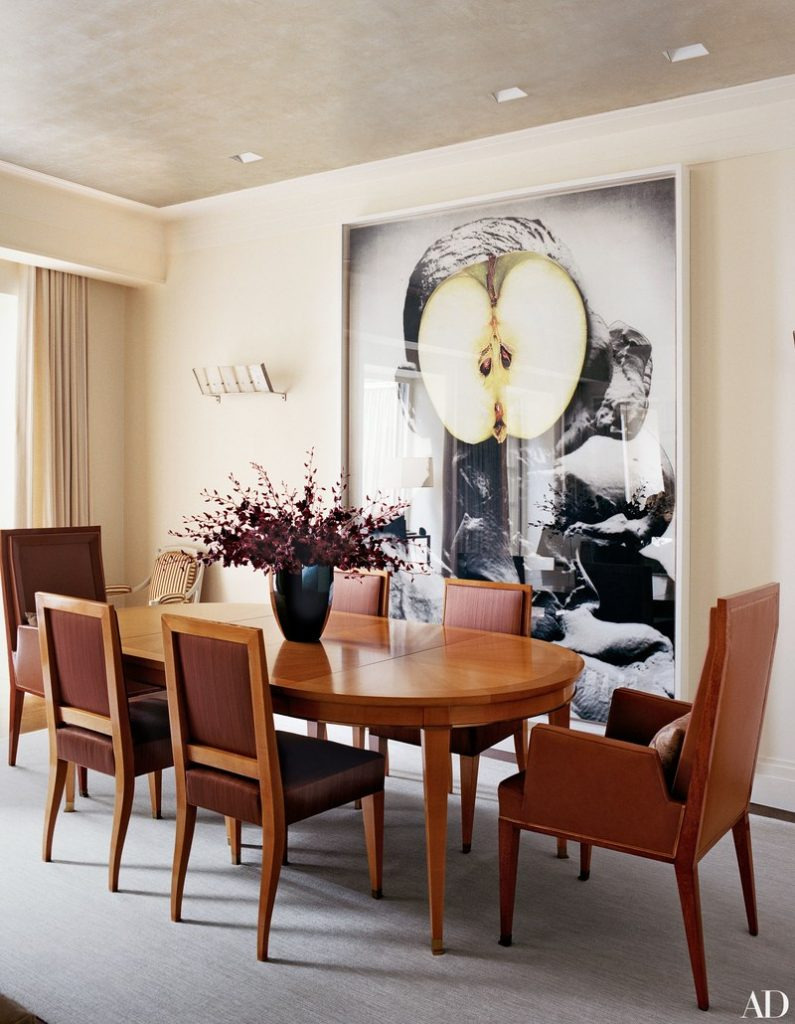 5 Celebrity Dining Room Designs To Follow Now 3