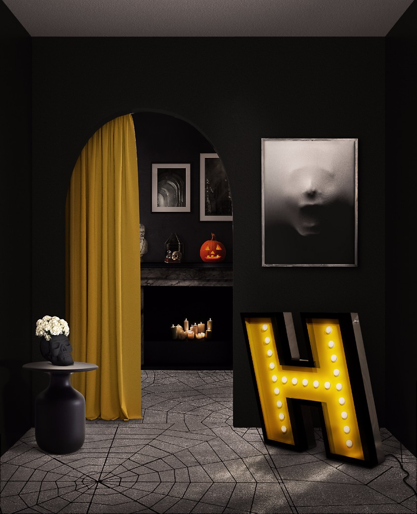 5 Halloween Decor Hacks For The Haunting Dinner Party 2