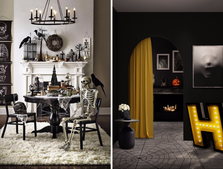 5 Halloween Decor Hacks For The Haunting Dinner Party