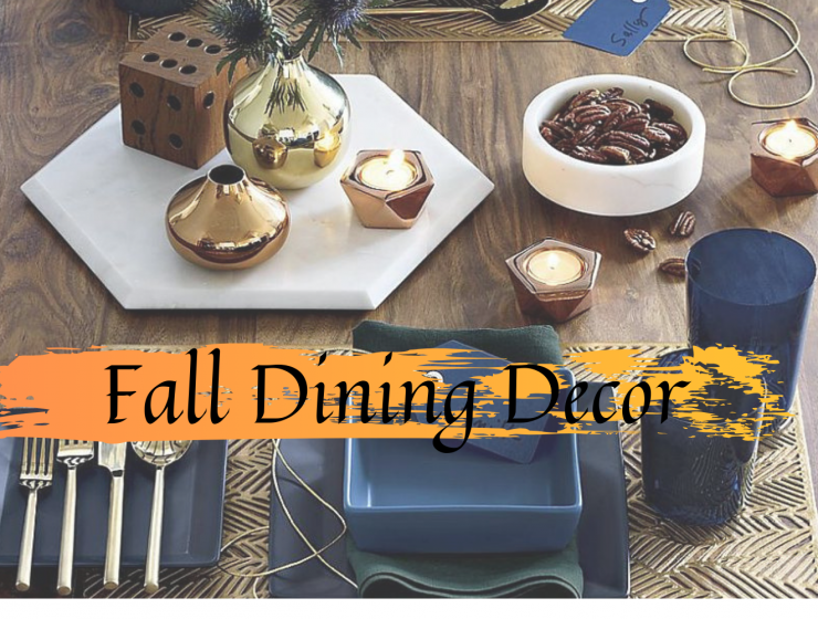 It's Fall Time_ 6 Fall Dining Room Decor Ideas F_ A Cosy Time