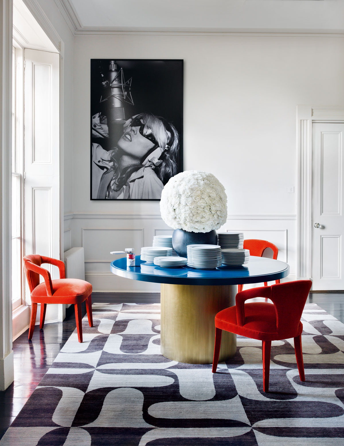 Pop Art Style in Interior Decor Dining Room Edition 2
