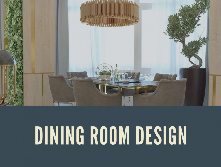 Shop The Room: Art Deco Dining Room Design