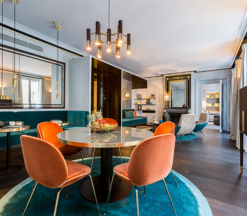 5 Looks Your Dining Room Decor Needs Now! 2