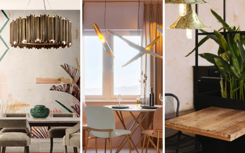 Dining Room Lighting Trends You'll Want Now (3)