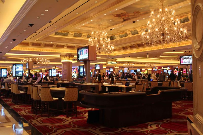 Be Amazed With The Best Casino Design Projects From Las Vegas 13