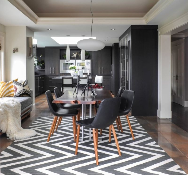 Napanee Design Shows How To Create The Perfect modern classic design project! 3