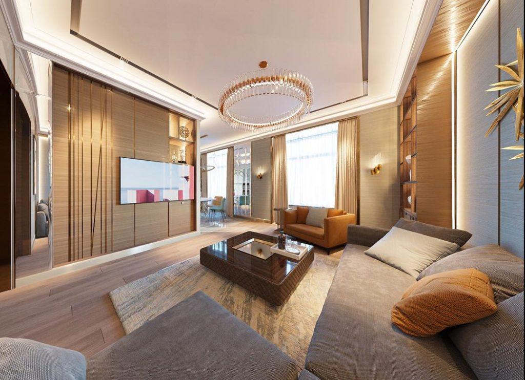 Igor Sitkilov Features The Best Dining Room Illumination Ideas