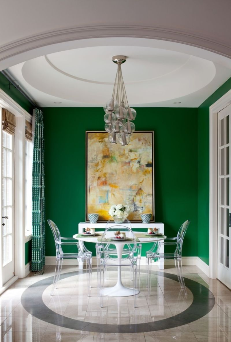 Be Inspired By Andrea Schumacher Interiors' Unique Dining Room Projects 2