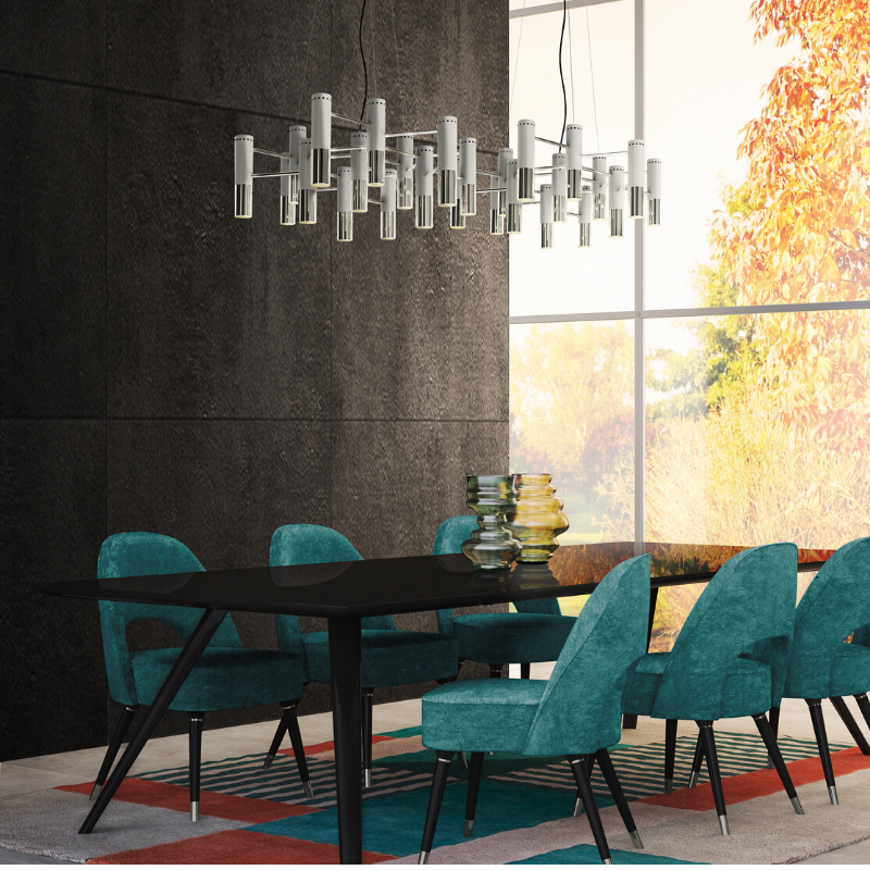 How To Create A Colorful & Powerful Dining Room Design!