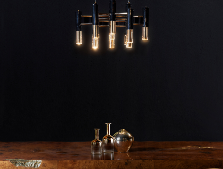 Magnificent Chandeliers For Modern Dining Room